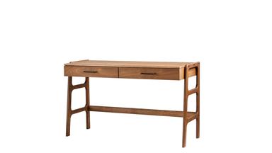 Bureau en bois Travis avec tiroirs