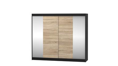 Armoire Ebro avec miroir 233 cm
