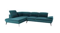 Canapé d'angle pour salon Deli Plus