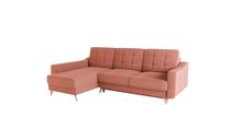 Canapé d'angle pour salon Toro