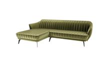 Canapé d'angle pour salon Fore